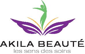 Logo Akila Beauté
